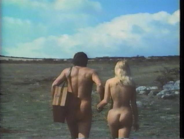 Naked Alexandra Bastedo photo