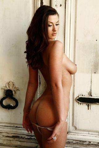 Naked Alice Goodwin foto