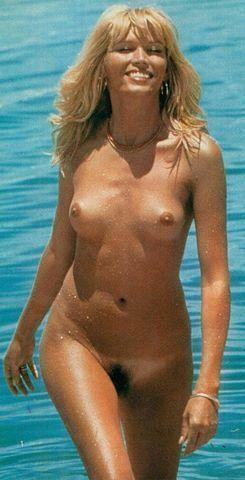 Amanda Lear topless picture