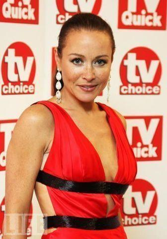 celebritie Amanda Mealing 21 years teat snapshot home