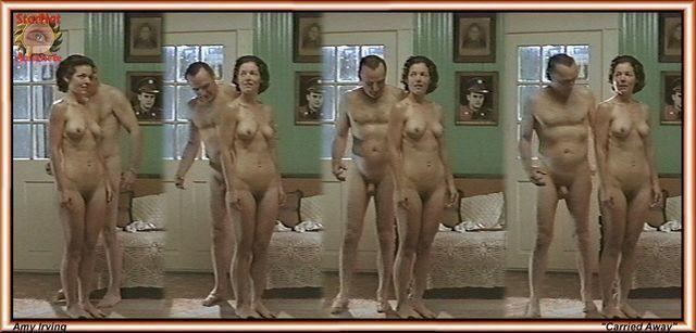 Naked Amy Irving snapshot