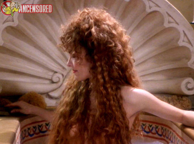 Amy Yasbeck Naked Butt