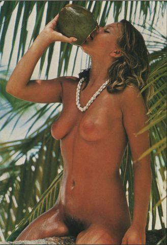 actress Andrea L'Arronge 25 years lascivious photos beach