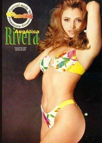 Angelica Rivera topless photos