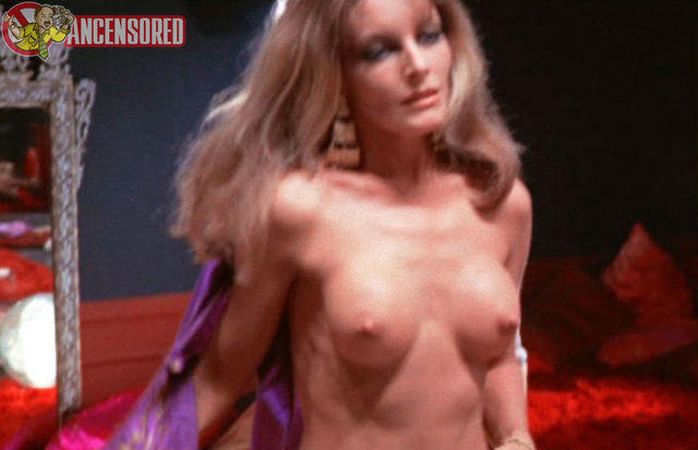celebritie Anita Strindberg 22 years Without swimsuit photoshoot in the club