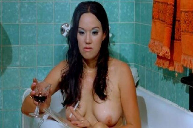 actress Anna Biller 23 years fleshly image in the club