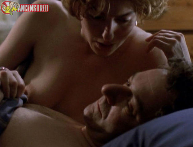 Anna Chancellor topless art