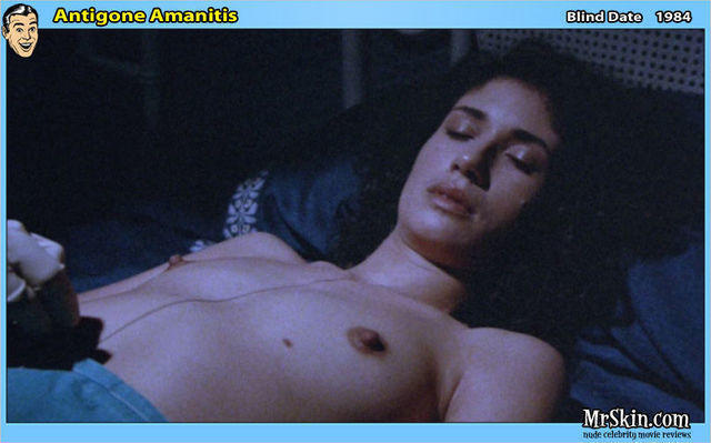 celebritie Antigone Amanitou 20 years the nude foto in public