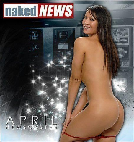 Naked April Torres photo