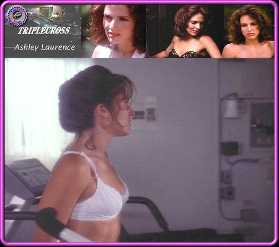 Hot photoshoot Ashley Laurence tits