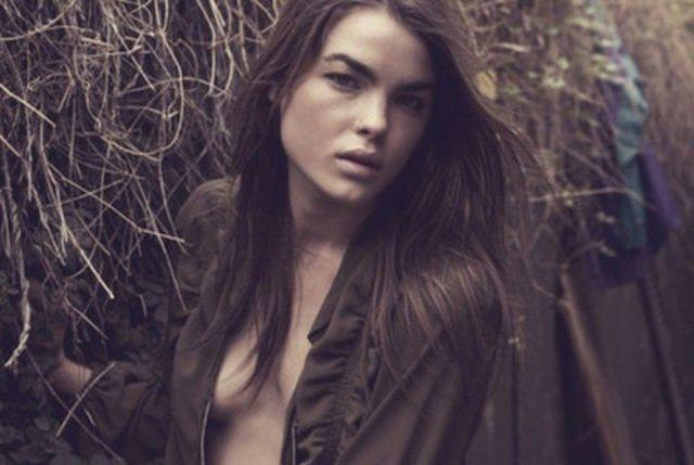 models Bambi Northwood-Blyth young nude young foto photo in the club