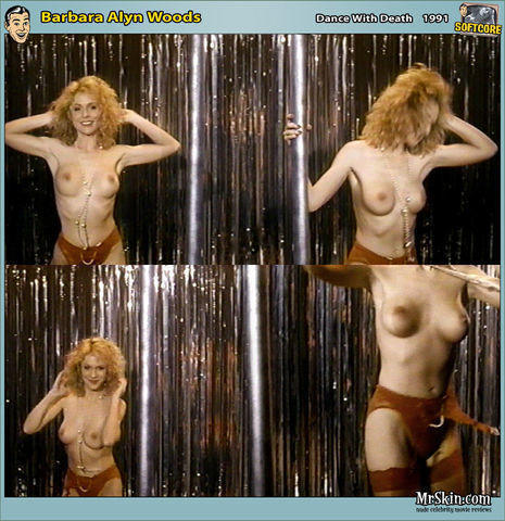 Barbara Alyn Woods topless picture