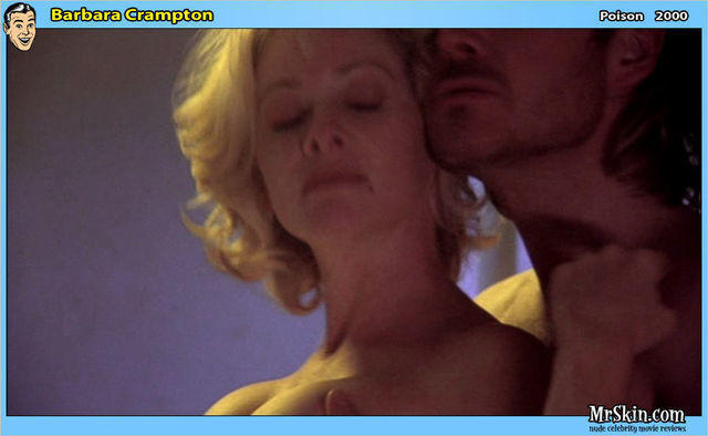 models Barbara Crampton 23 years salacious pics in public