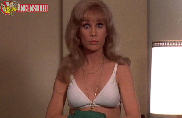 Hot photo Barbara Eden tits