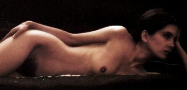 Barbara Parkins topless foto
