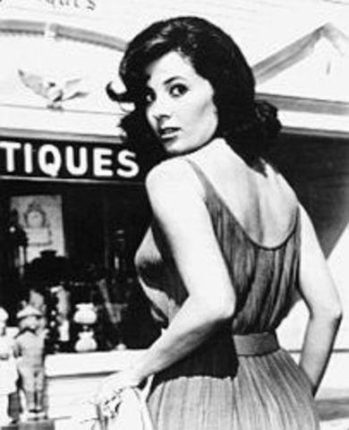 models Barbara Parkins 19 years erogenous foto home