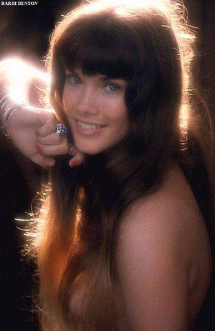Hot art Barbi Benton tits