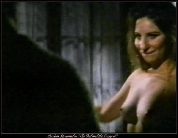 models Barbra Streisand 22 years in the altogether picture in the club