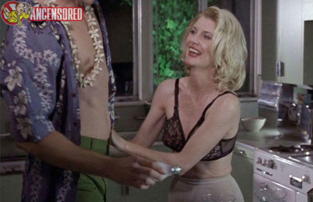 Beth Broderick topless picture