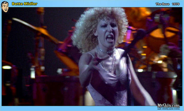 Bette Midler nude picture