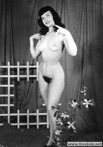 Sexy Bettie Page photography HQ