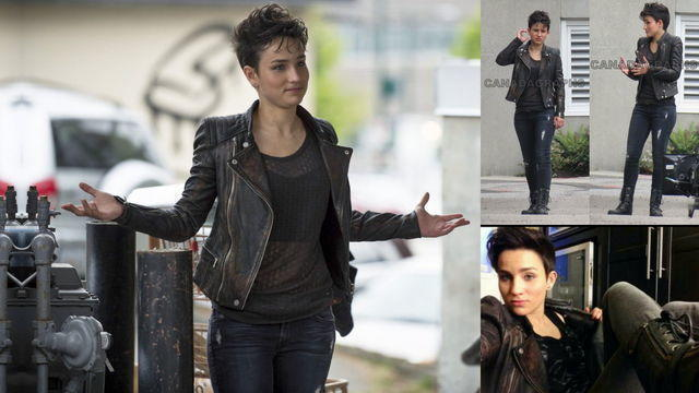 celebritie Bex Taylor-Klaus 19 years Without panties picture in the club