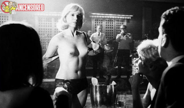 actress Bibi Andersson 22 years Hottest snapshot home