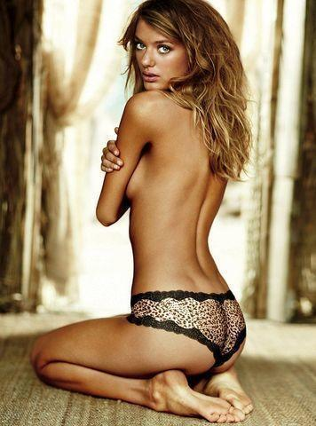 models Bregje Heinen 19 years sensuous foto home
