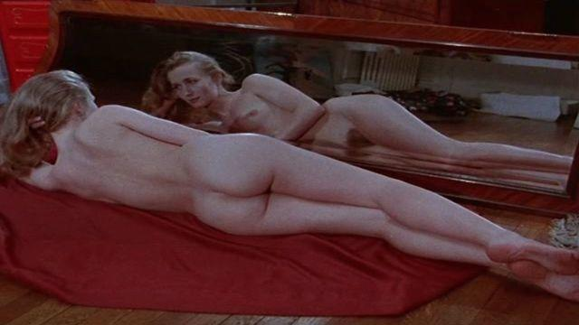 Brigitte Fossey topless photos