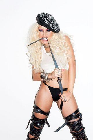 models Brooke Candy 2015 uncovered image home