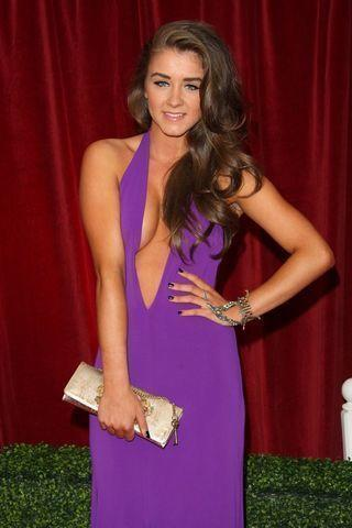 models Brooke Vincent 21 years fervid pics beach