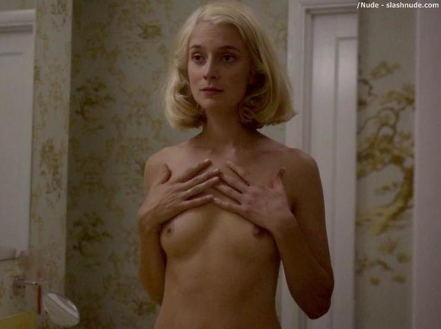 actress Caitlin FitzGerald 18 years nude art snapshot home
