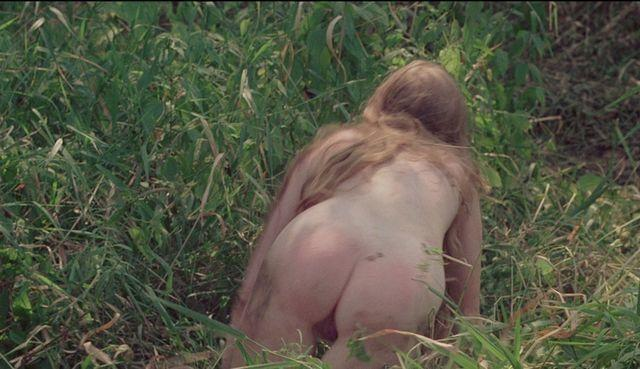 models Camille Keaton 25 years in one's skin art in public