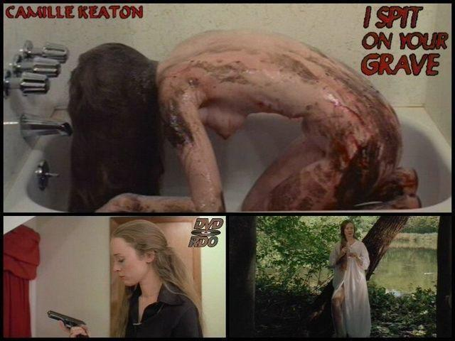 Camille Keaton topless pics