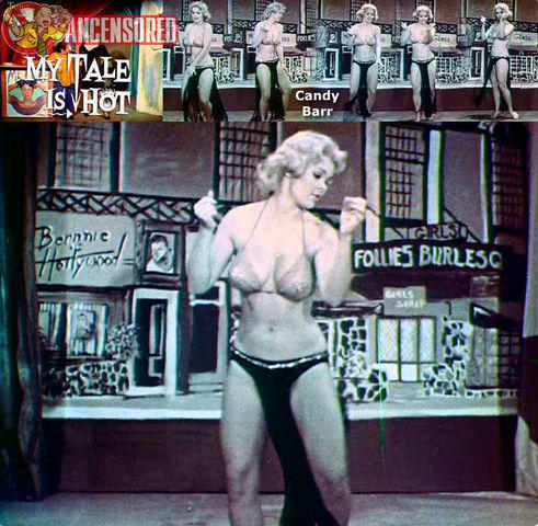 celebritie Candy Barr 25 years provoking snapshot home