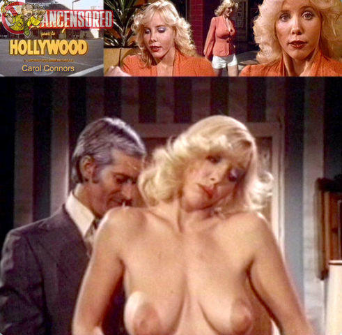 celebritie Carol Connors 22 years Without swimsuit photo home
