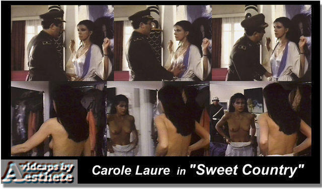 actress Carole Laure 21 years unsheathed snapshot in the club