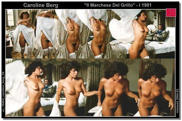 celebritie Caroline Berg 21 years unexpurgated image in public