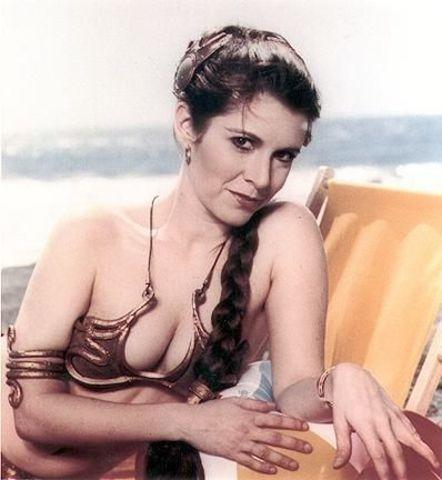 actress Carrie Fisher young impassioned photoshoot home