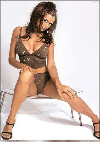 Sexy Catherine Bell photography high density