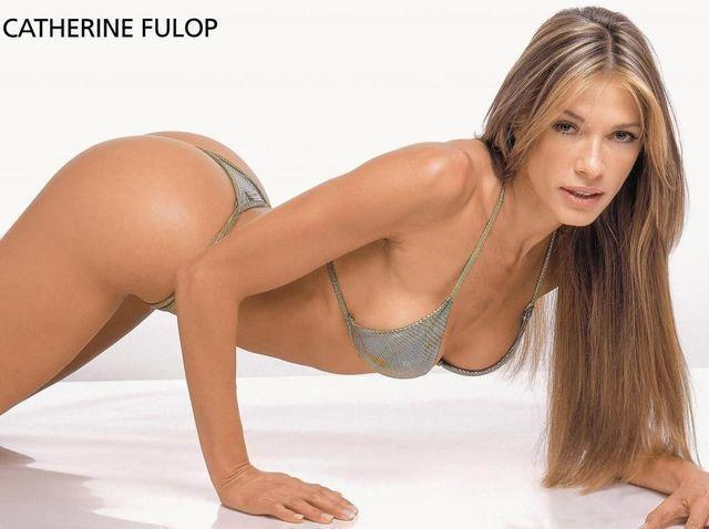 actress Catherine Fulop 20 years impassioned art in the club