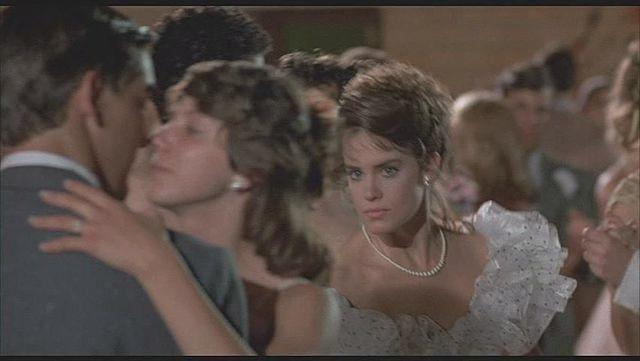actress Catherine Mary Stewart 18 years unclothed image in the club