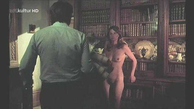 Hot photography Charlotte Rampling tits