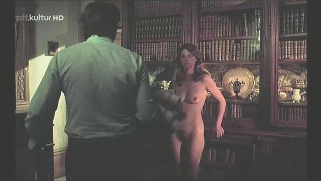Charlotte Rampling topless photos