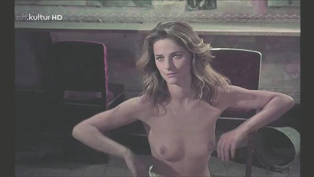 Naked Charlotte Rampling photos