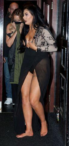 actress Chloe Ferry 24 years sexual foto home