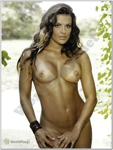 celebritie Christina Dieckmann 22 years tits art in public