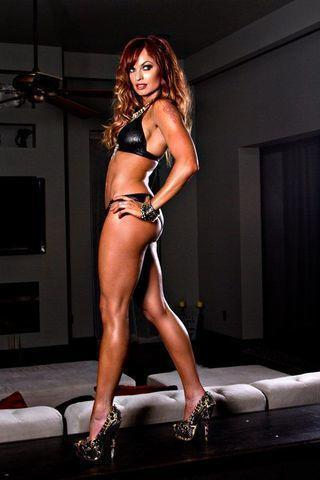 models Christy Hemme 18 years swimming suit picture in public