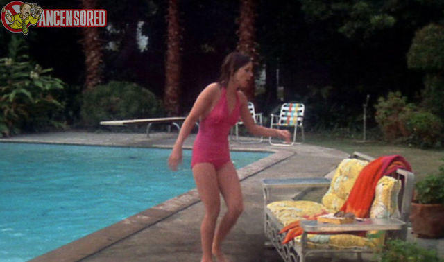 models Cindy Williams 25 years Without swimming suit picture in public