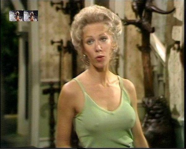 Naked Connie Booth photoshoot